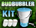 Click here for more information on BUD BUBBLER Hash Extractor (WITH BAGS!)